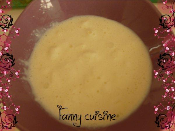 Yaourt au lait concentré non sucré dans la multi délices