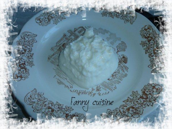 Fromage blanc sans présure  avec la multi délices