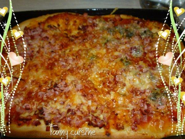 Soirée pizzas au thermomix