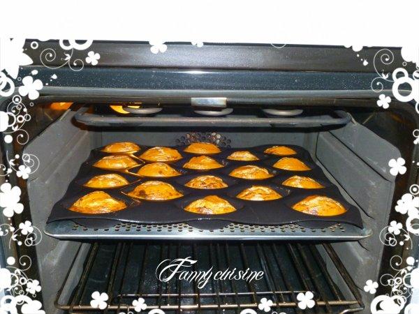 Bouchées au thon au thermomix