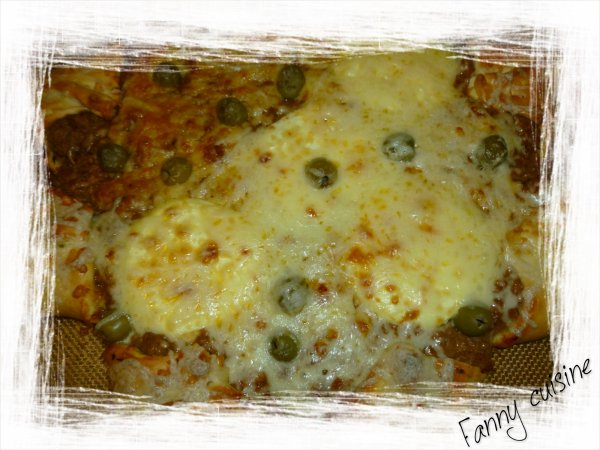 Pizza au thermomix