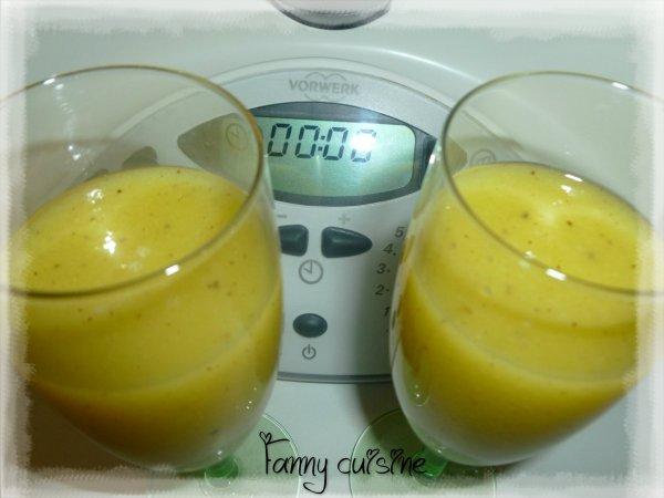 Cockail de vitamines aux thermomix