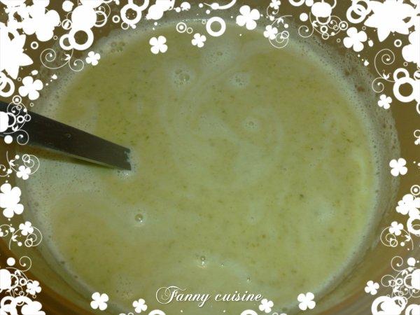 Soupe de laitue au thermomix