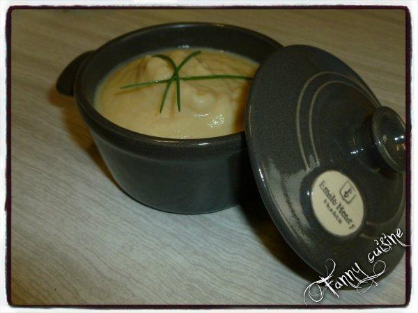 Crème de choux fleur au thermomix