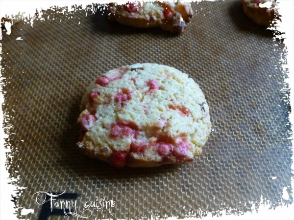 Cookies aux pralines au thermomix