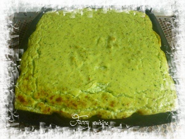 Cake de courgette au thermomix
