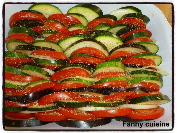 Tian de légumes a la provençale