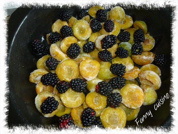 Tutti fruiti au thermomix