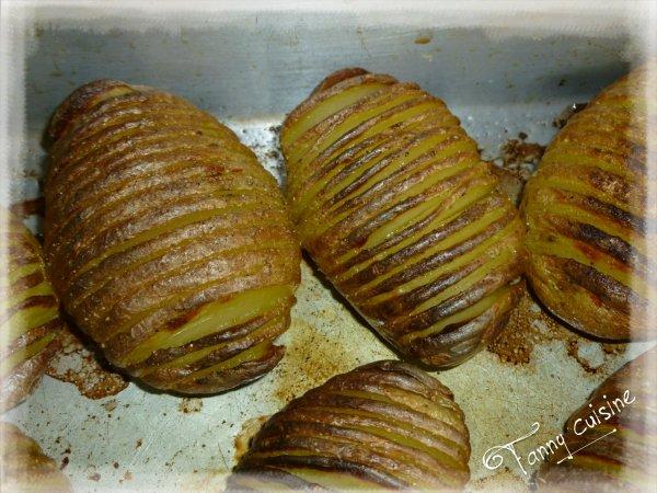 """Pommes de terre roties """" à la Suédoise """""""