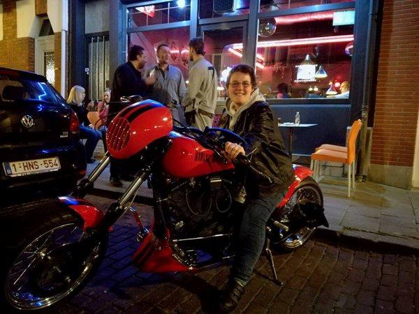 ma moto préférée