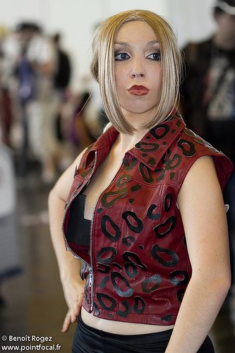Nina Williams TEKKEN 3 cosplay