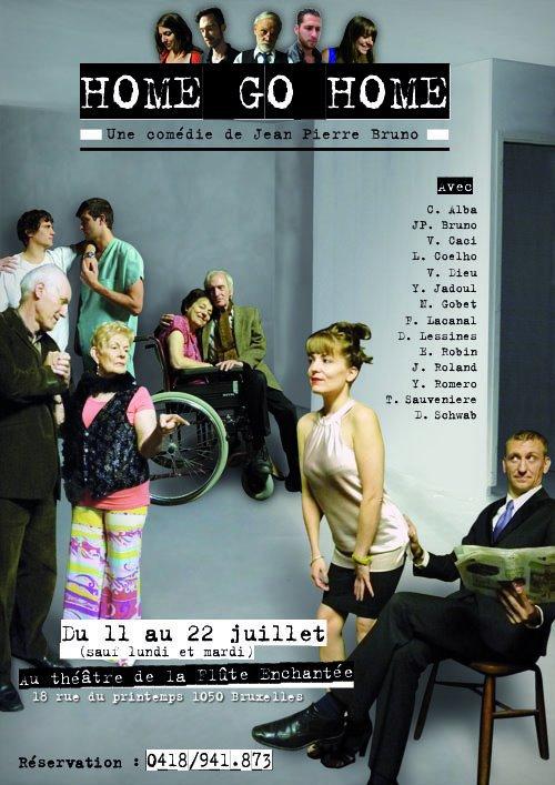 LE 4ieme FESTIVAL GAY DE THÉÂTRE DE BRUXELLES