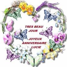 Articles De Lilimarsupilami Tagges Bon Et Joyeux Anniversaire Lucie