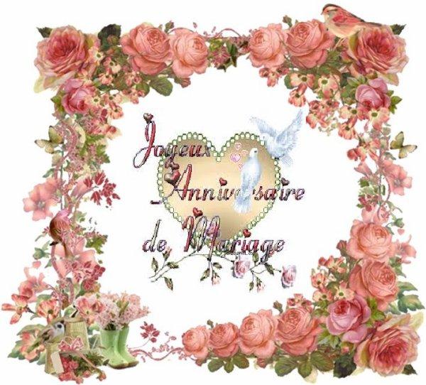 VERRES GRAVES ( OFFERT POUR UN ANNIVERSAIRE DE MARIAGE )