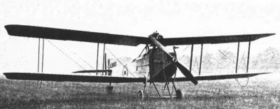 Avions militaires 14/18 anglais  Armstrong Whitworth F.K.8