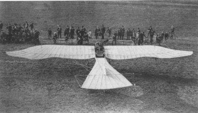Avions militaires 14/18 autrichiens  Etrich A-II 'Taube'