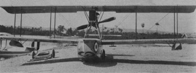 Avions militaires 14/18 italien  Savoia-Marchetti S.8