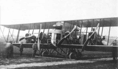 Avions militaires 14/18 russe Sikorsky Ilya Mourometz Type V