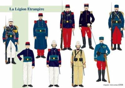 uniforme de guerre