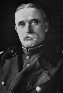 Première bataille  d'ypres sir john french