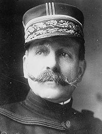 Bataille de l'Artois (automne 1915) auguste dubail