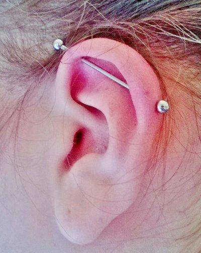 Mon piercing