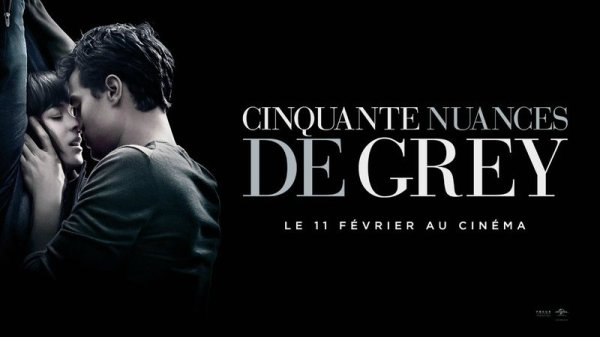 CINQUANTES NUANCES DE GREY