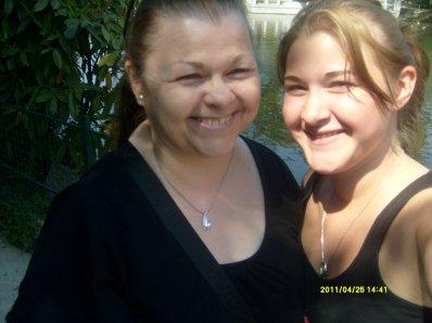 Avril 2011 ! Jardin d'acclimatation avec ma fille Sarah !