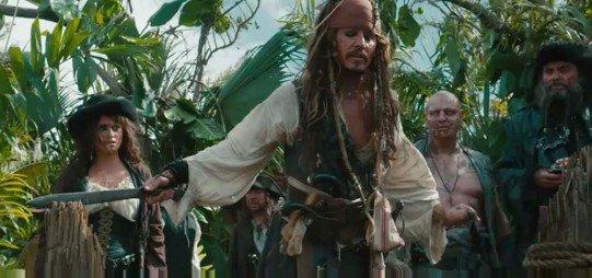 Impatiente, déterminée, anxiétée, joyeuse, heureuse because Pirates des Caraïbes 4 !