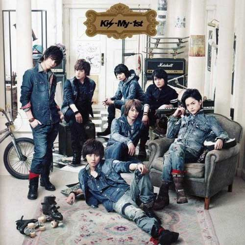 Kis-my-ft2 <3