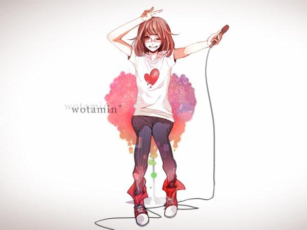 Wotamin (Nico Nico Singer)