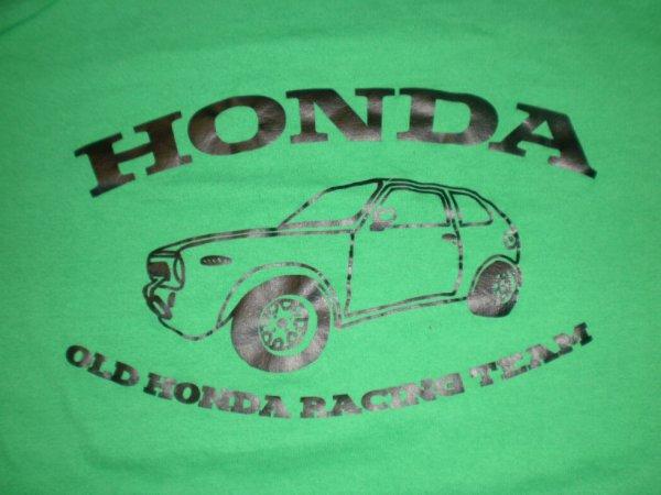 old honda racing team
