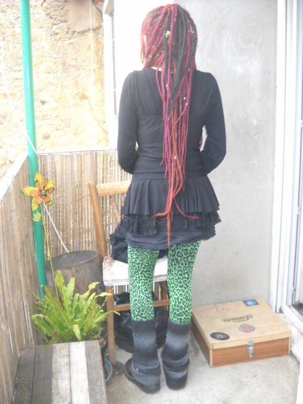DREADS EXTRAS LONGUES ^^
