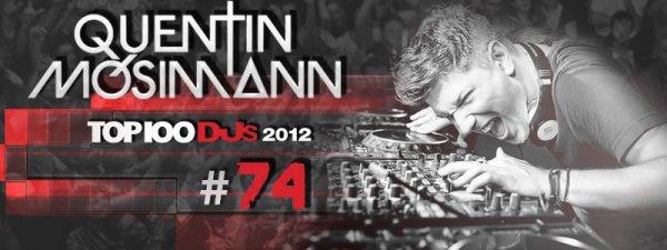 Top 100 DJ 2012