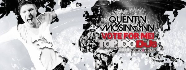 Top 100 DJ 2013 !!!