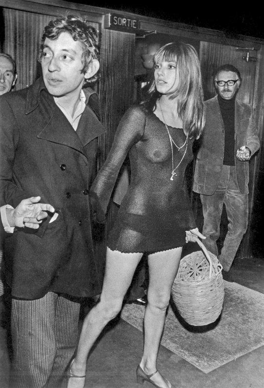 Jane Birkin & Serges Gainsbourg
