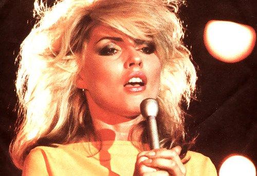 Debbie Harry, Blondie on Stage