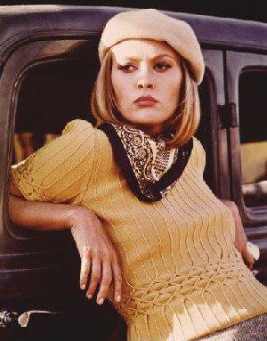 Faye Dunaway est Bonnie Parker