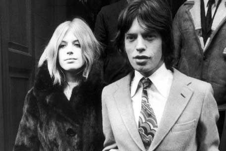 Francoise Hardy Mick Jagger | www.pixshark.com - Images ...
