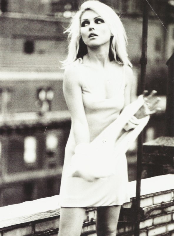 Debbie Harry, 1977