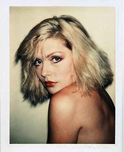 Debbie Harry par Andy Warhol