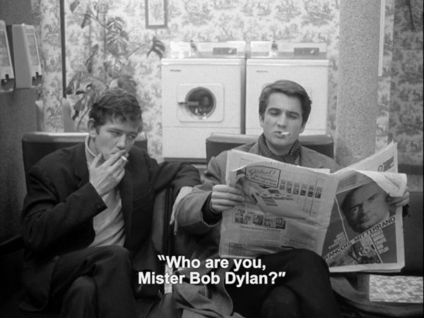 """ Who are you, Mister Bob Dylan ? """