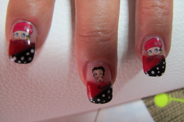 BETTY BOOP WOUAH J ADORE!!
