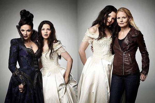 . Découvrez les nouvelles photos de Ginnifer (Blanche Neige) pour la saison 2 de Once Upon a Time. .