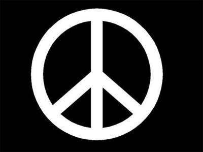 Fabuleux Peace And Love, symbole de paix - 1959-1975 Guerre Du Viêtnam IA22