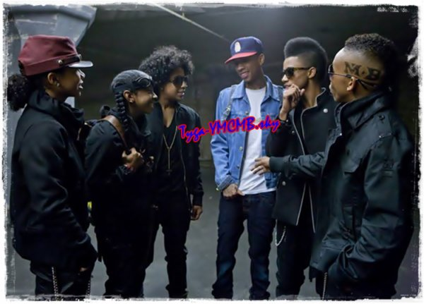 TYGA, rejoin le New Clip de  MINDLESS BEHAVIOR