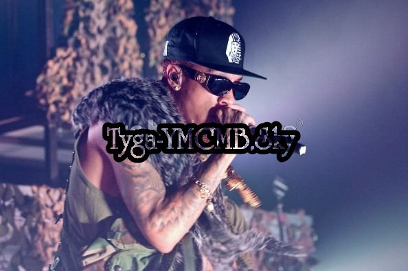 Tyga Perform at Irving Plaza in New York City.#CloserToMyDreamsTour