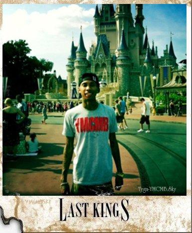 Tyga a Disney