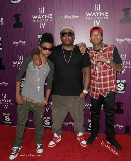 Cash Money Records' Lil Wayne Album Release Party