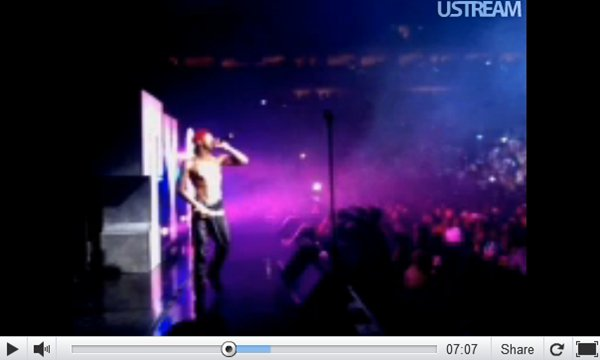 TYGA recorded live on 10/28/11